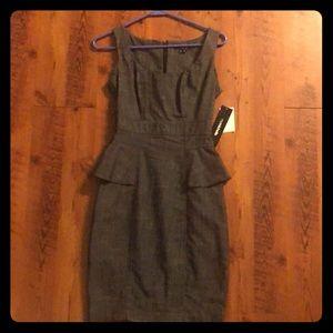 Gray Dress NWT